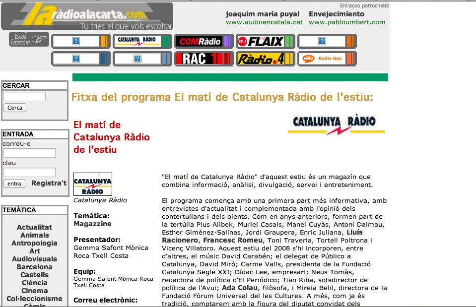 Cat-Radio-Mati