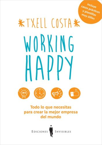 Libro Working Happy